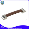 Cabinet leather zinc handles from Kingslam KH9005
