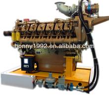 Googol Engine Natural Gas and Diesel Genset Biofuel