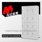 12 doors swimming pool metal locker room furniture,ourdoor temporary storage armoire
