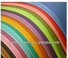 new product Eco-friendly TPE Anti-Slip yoga mat tpe round yoga mat
