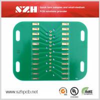 quick turn 230v led lamp circuit