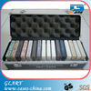 Aluminum Quartz Surfacing Sample Brief Case