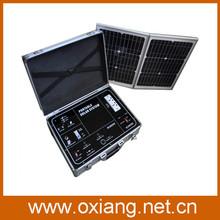 small off grid 220V portable solar power