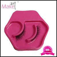 2014 best selling fake eyelash extension, free eyelashes samples,human hair goods from china