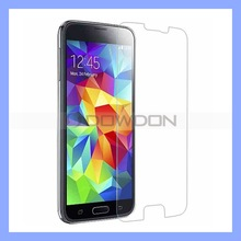 LCD Clear Screen Protector Guard with Cleaning Cloth for Samsung Galaxy S5