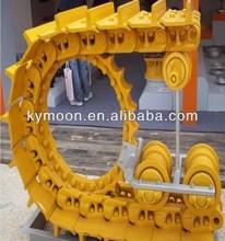Komatsu PC60 excavator steel track shoe, Track pad for Komatsu PC200