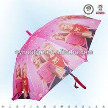"19""*8k metal frame 170T polyester sex cartoon girl on umbrella"