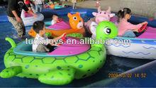 newest Children Water Bumper Boat,kids bumper boats