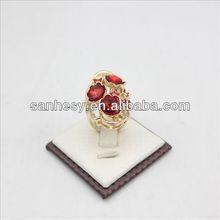 Fashion Ruby Ring