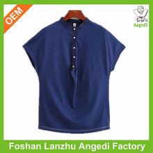 Custom tshirts cotton lycra women tshirts