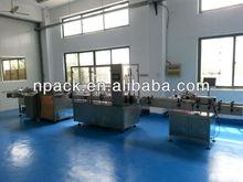 Automatic washing machine, filling machine, capping machine and labeling machine
