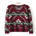 De conception nouvelle mode chaud 2014 jolie. hiver, coeur. jacquard pull en tricot femmes