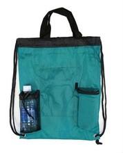 Promotional foldable small nylon mesh bags