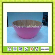 bamboo bowl soup bowl ceramic