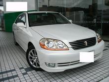 Toyota Mark II Grande 35 Anniversary Navi 2003 Used C