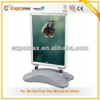 32mm profile aluminum frame poster snap menu board