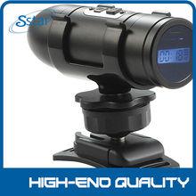 5 million low-light high-sensitivity sensor 640x480 vga waterproof action sports helmet camera,high-end quality hidden camera