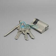 6 Pin Single Cylinder (40mm) Brass