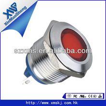Super quality hot sell rectangular pilot light