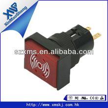 2014 new hotsell aluminum case buzzer