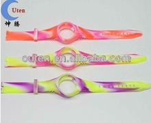 Mix color silicone rubber band for watch