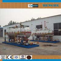 Gas station Lpg filling plant