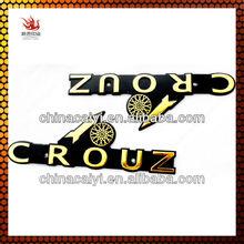 customer logo car badges auto emblems