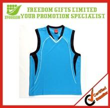 Advertising Popular Custom Basketball Jersey Uniform Design
