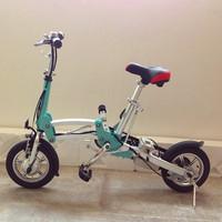 China Mini folding electric bike, israel cheap electric folding bike wholesale