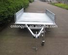 High quality 8x4 utility cargo box trailer