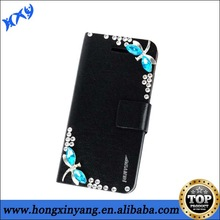 Unique Handmade Butterfly Bling Diamond Case For iPhone 5 5s.