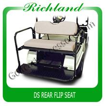 golf cart flip rear seat for club car ds