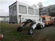 Mercedes Ambulance Van with Lift 0-160cm