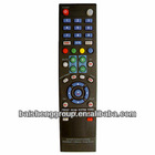 tv universal remote control codes with rubber button