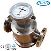 Oval gear flow meter, oil flow meter