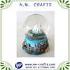 Polyresin tourist souvenirs snow globe crafts