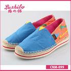 Luzhilv Hottest Selling ladies rubber soles flat shoes