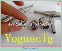 wax smoking china rebuildable atomizer wax atomizer V8 vaporizer