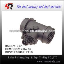 Digital medidor de flujo de aire OEM13621736224 BOSCH : 0280217110 para BMW 3 Series