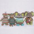 lovely jouets tricotés à la main