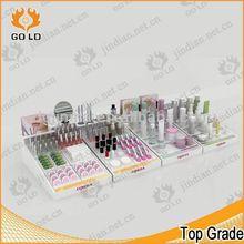 natural color false nail art tips sticks polish display,fashional noble nail polish box display