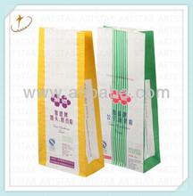 2014 Wholesale eco-friendly craft flour paper bag for promotion
