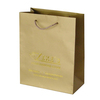 Paper Bag With Logo Hot Stamping