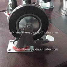 caster wheel for sliding door