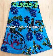 African women velvet fabric ,dress velvet fabric. sportswear fabric. 5yds/pc. CL 9219-2