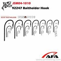 carp fishing hook V92247 Baitholder fishing hook JSM04-1010