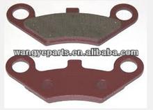 Front brake pads for Cf moto Cf188 500 ATV UTV,Shineray 250cc