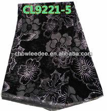 African women velvet fabric ,dress velvet fabric. sportswear fabric. 5yds/pc. CL 9221-5