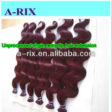 32 inch i tip hair extension,best sale virign remy brazilian hair