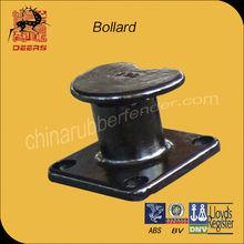 Easy installation Aging Resistance Marine Boat Bollard